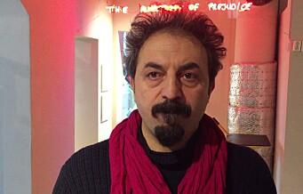 Gazi Øzcan på Interkulturelt museum: — Hvis vi ikke passer på, kan fordommene våre få fatale følger