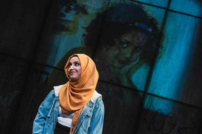 Faten-Mahdi-Al-Hussaini. Foto: Dag Jenssen