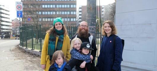 Foreldre krever stenging av gater etter at flere barn er påkjørt ved skoler i Gamle Oslo