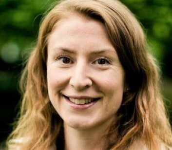 Gruppeleder for SV, Sunniva Holmås Eidsvoll. Foto: SV