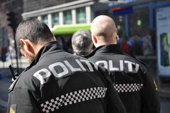 Politiet beklager at de ikke kan være mer til stede i Urtegata. Illustrasjonsfoto: Arnsten Linstad