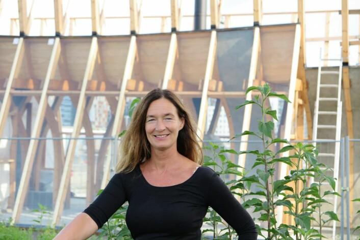 Anne Beate Hovind. Foto: Vibeke Hermanrud