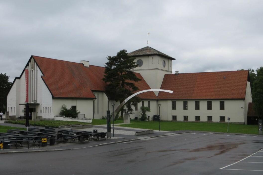 Da byråkratene ville fjerne alle p-plasser ved vikingskipene på Bygdøy ble det for drøy kost selv for det sykkelglade Ap/SV/MDG-byrådet. Foto: Arck/Flickr
