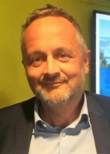 John Braastad er eiendomssjef i Olav Thon-gruppen. Foto: Vegard Velle