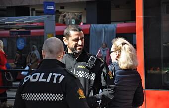 — Politiet må være til stede der ungdom er. Tillit er viktigst i kampen mot ungdoms- og gjengkriminalitet