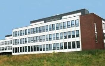 � Ikke uvanlig at elever låner ansattes pc, mener rektor David Dunlop ved Ulsrud videregående skole. Foto: Wikimedia Commons