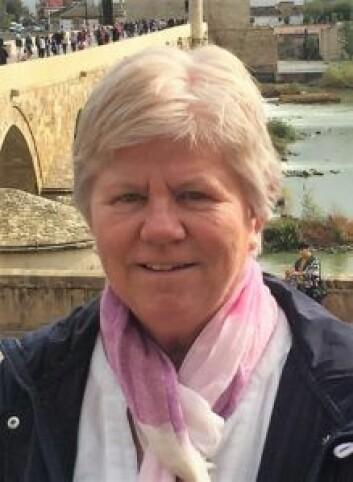 Leder for fellestyret for byøyene Hanne Finstad. Foto: Privat