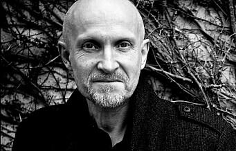 Oslo-forfatteren Lars Saabye Christensen tildeles St. Hallvard-medaljen