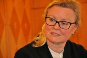 Pia Farstad von Hall (H). Foto: Arnsten Linstad