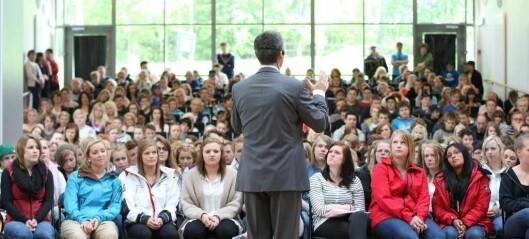— Vi vil ikke akseptere mindre valgfrihet for Oslos elever
