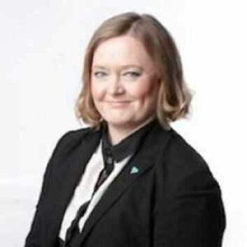 Nestleder i småbåtutvalget, Anne Rygg (H). Foto: Privat