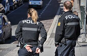 Straffbart å kalle politiet