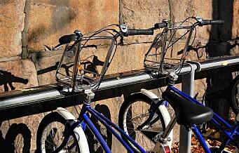– MDG er ikke ute etter å straffe bilistene. Vi vil at Oslo skal bli en sykkelby