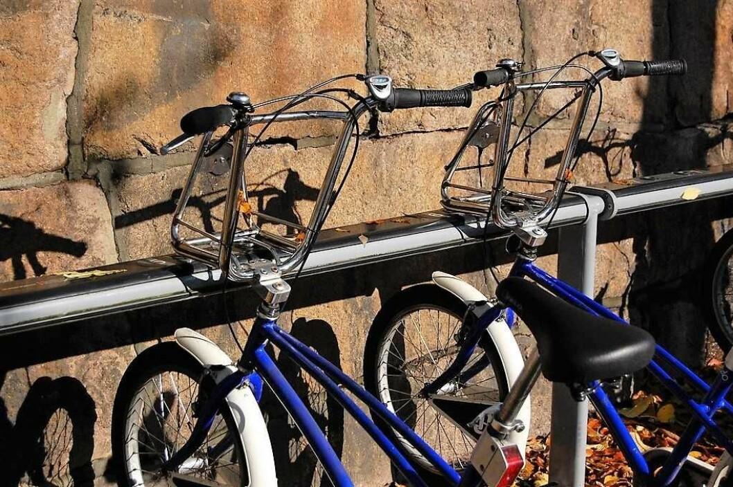 Endelig er det blitt fart på sykkelsatsingen oslopolitikerne har snakket så lenge om, sier skribentene. Foto: Anne-Sophie / Flickr