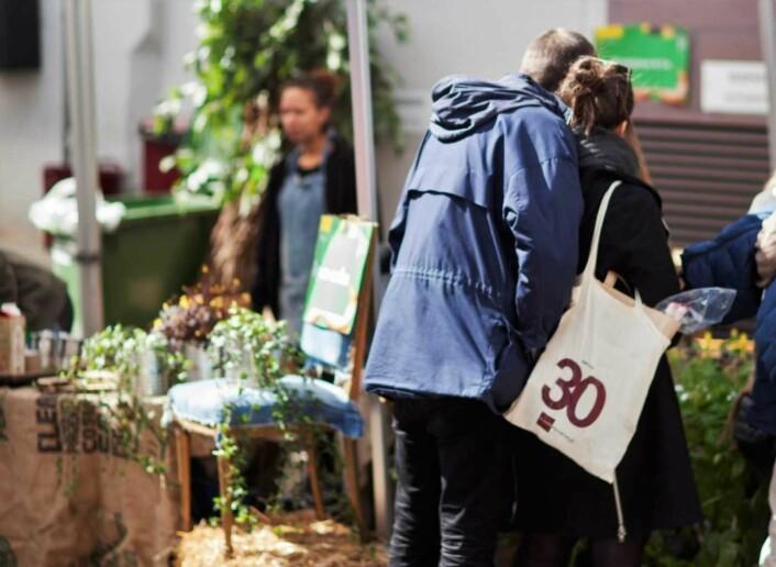 Dyrk nabolaget!-festivalen kommer til Landbrukskvartalet. Foto: Oslo Pix