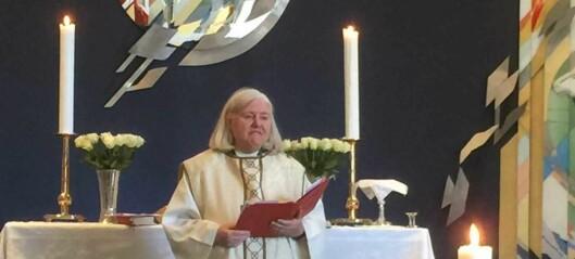 Tro, dåp og kjærlighet i Bygdøy kirke