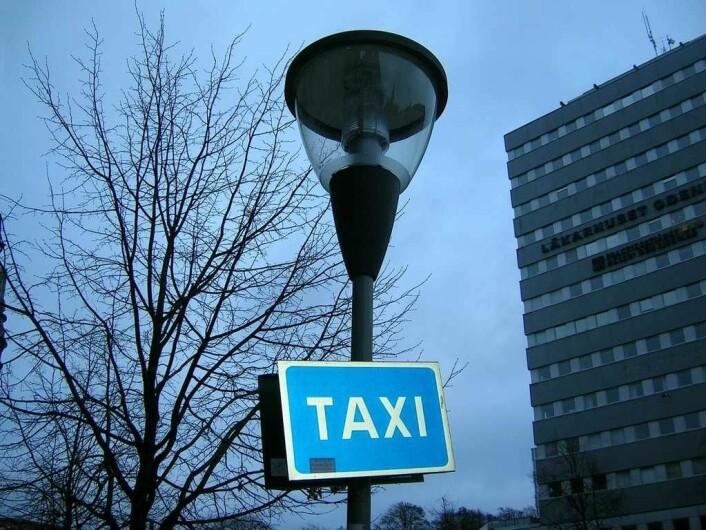 I årene rundt 2008 ble over 100 drosjeeiere og sjåfører i Oslo dømt for skatteunndragelser og trygdesvindel. Foto: A.Campos/Flickr