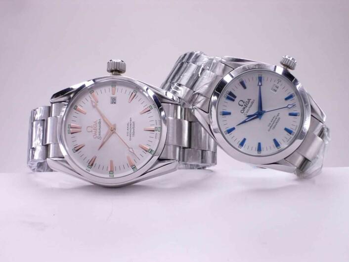 Omega seamaster er svært populære og lett omsettelige klokker i bruktmarkedet. Foto: N. Barales/Flickr