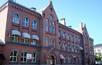 – Barna på Bolteløkka barneskole har en drøm om en større skolegård. Nå er muligheten her – hvis byrådet vil