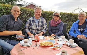 – Reguleringsplanen for Bleikøya, Lindøya og Nakholmen er vedtatt. Vi på øyene jubler. Dette har vi ventet lenge på!