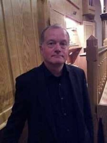 Organist Kåre Nordstoga. Foto: Wikipedia