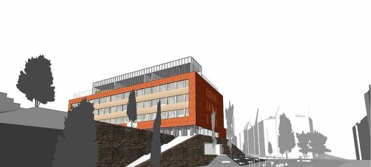 Slik blir nye Ruseløkka skole når det gamle praktbygget er jevnet med jorden