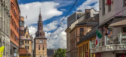 MDG-politiker i Oslo tatt for fyllesykling med femåring på lasteplanet