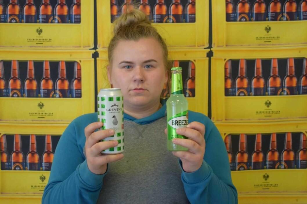 Juventes mindreårige skjenkekontroll fikk kjøpt alkohol i 14 butikker i Oslo. Foto: Lene Neverdal/Juvente