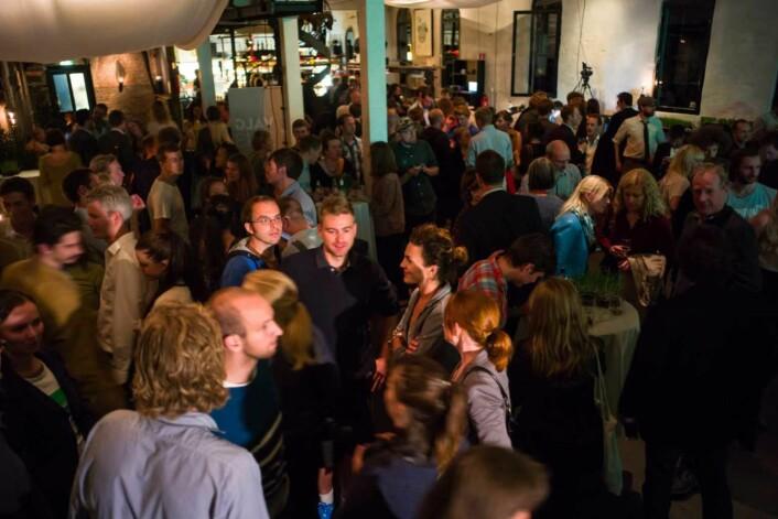 I tingretten hevdet MDG-politikeren fra Oslo at han kun hadde drukket et par halvlitere med øl på partiets valgvake i 2013. Foto: Svein Gunnar Kjøde / Wikimedia Commons