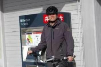 Leder Einar Wilhelmsen i Oslo MDG var ikke kjent med rettssaken mot en av fylkespartiets tillitsvalgte før dommen ble omtalt i VårtOslo. Foto: Privat