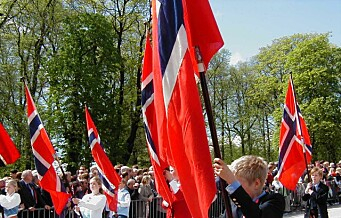 Slik ser 17. mai-feiringen ut i bydel St. Hanshaugen