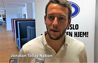 VIF-forsvarer Jonatan Tollås Nation: – Vi må bare slippe ned skuldrene og kjempe som om vi ikke har noe å tape