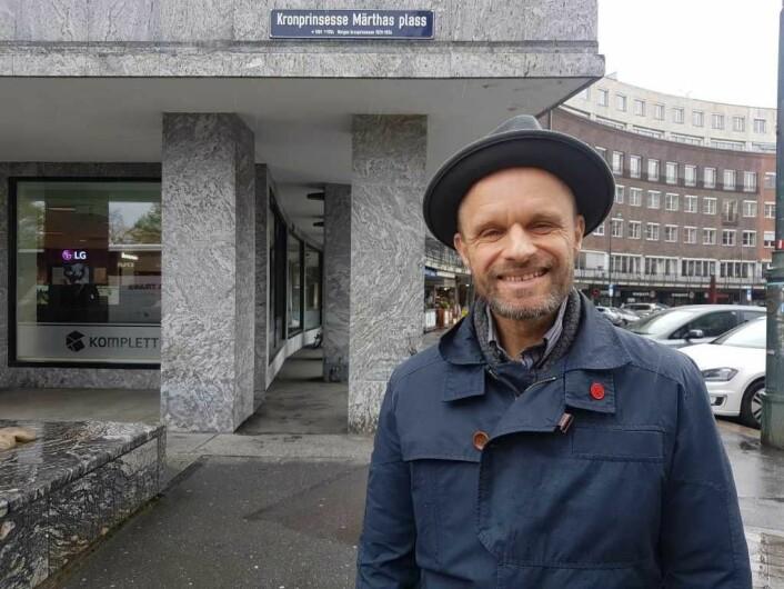 � Interessen for høring om ytringsfrihet er så stor at vi besluttet å sende det direkte på nett-tv, sier leder av bystyrets kultur- og utdanningskomite, Harald Nissen (MDG). Foto: MDG