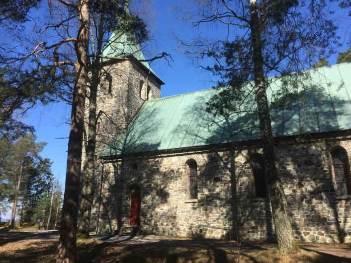 Ljan kirke. Foto: Kjersti Opstad
