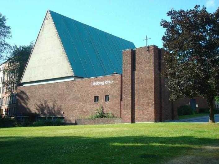 Lilleborg kirke er foreslått nedlagt. Foto: Ole Anders Flatmo / Wikipedia