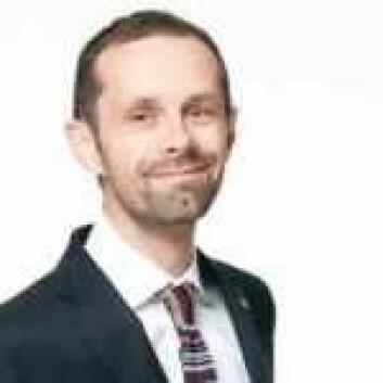 Da Hallstein Bjercke (V) var byråd i forrige periode fikk han innført selskapsregler Venstre nå stemmer mot. Foto: Venstre