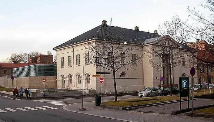 Norsk Arkitekturmuseum, Nasjonalmuseet, på Bankplassen 3, har mye fint å vise frem.