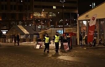 Kommunens Oslovakter brukte politimetoder og fysisk makt mot publikum