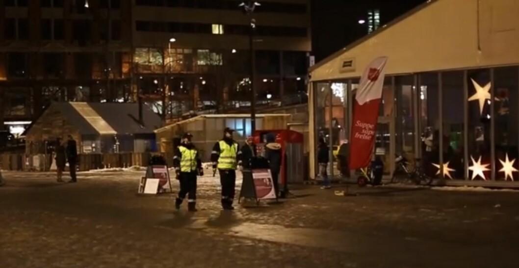 Det borgerlige byrådet kalte Oslovaktene en suksess i 2013 uten at noen gransket hva den kommunale vaktstyrken faktisk gjorde. Foto: Bymiljøetaten