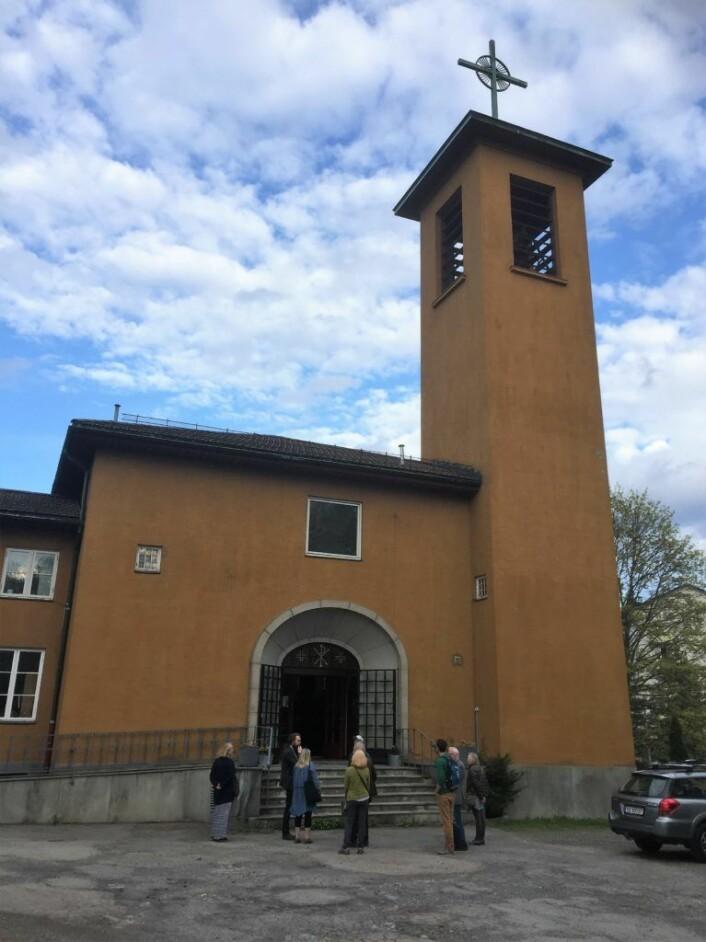 Iladalan kirke er en av ni kirker som vurderes lagt ned. Foto: Kjersti Opstad
