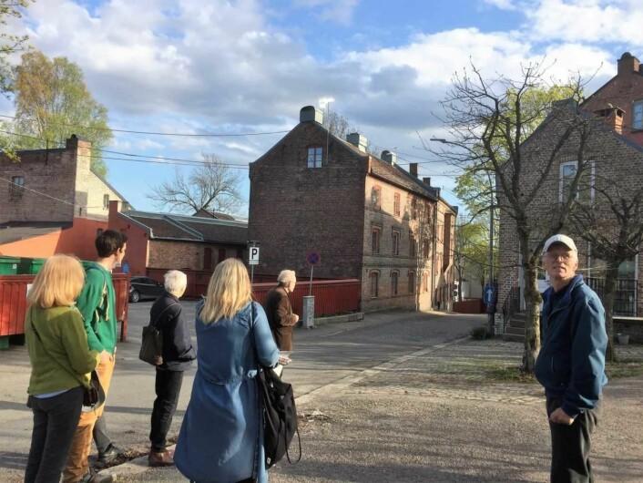 Arbeiderbebyggelsen på Sagene. Foto: Kjersti Opstad