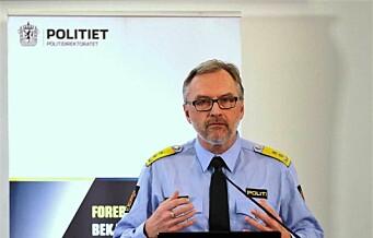 Hans Sverre Sjøvold (60) fortsetter som politimester i Oslo