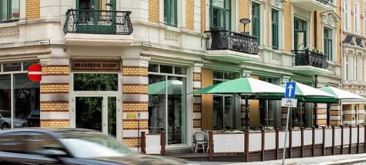 Naboer er forbannet etter at Brasserie Ouest bygde uteservering i Elisenbergveien uten tillatelse