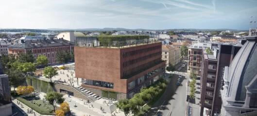 Endelig grønt lys for byggingen av ny Ruseløkka skole