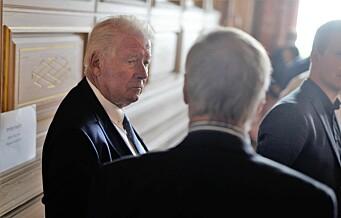 Carl I. Hagen fremmer mistillit mot Oslos rødgrønne byråd. Men byrådet gjør bare som Sylvi Listhaug bestemte
