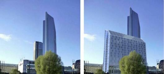 Oslo Plaza blir høyere og får en mini-tvilling ved siden av seg