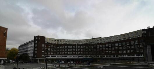 Høyre og Frp vil tvinge byrådet til å gjenåpne handikapp-parkering
