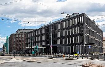 Milliardær Ivar Tollefsen får nei til ny etasje og vollgrav ved den tidligere amerikanske ambassaden