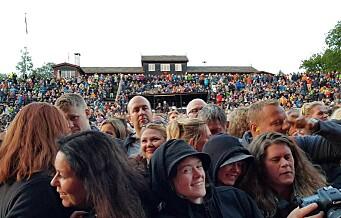 Dum Dum boys, Raga Rockers, Sol Heilo. Norske artisthelter sto i kø OverOslo. Se bildene