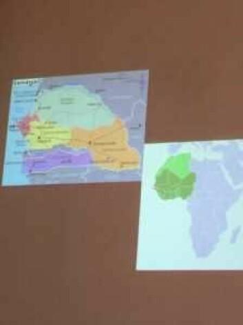 Senegal er et rolig land i utvikling. Foto: Kjersti Opstad